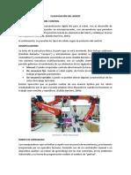 CLASIFICACIÓN DEL ROBOT.docx