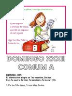 XXXII Comum