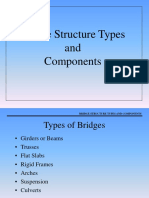 Overheads - Bridge Structure Types and Components