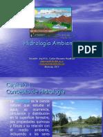Hidrología 2014 - Ing. Ambiental