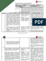 Planificación Lenguaje 6° Unidad N°0.2017