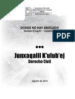 LIBRO III Derecho Civil