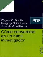 Botth, Colomb y Williams - Como Conv Habil Inv