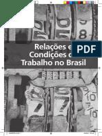 relações e condições de trabalho no Brasil