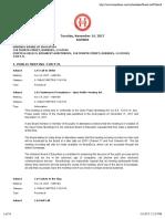 HBOE Nov 2017 Full Agenda