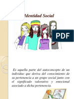 Identidad Social Pao