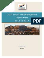 HYS Toursim Development Framework March 2013 Main Report New