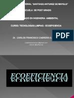 1.-ECOEFICIENCIA