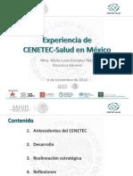 5 Cenetec Mexico