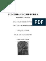 Sumerian Scriptures