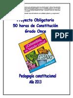 Mper Arch 13020 Proyecto Constitución