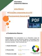 Unidad 1 y 2 Fundamentos de Informatica