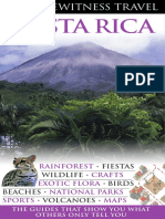 Costa Rica (DK Eyewitness Travel Guides)