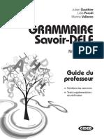 Corriges_-_Grammaire_Savoir-DELF.pdf