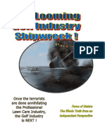 Force of Nature -- The Looming Golf Industry Shipwreck -- 2007-2008 00 00 -- Canadian Cancer Society -- MODIFIED -- PDF -- 300 Dpi