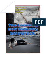 Force of Nature -- The Looming Golf Industry Shipwreck -- 2008 00 00 -- CAPE -- Ontario Conspiracy -- MODIFIED -- PDF -- 300 Dpi