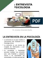 3. La Entrevista Psicología