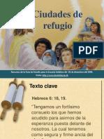 13 04t2009 Ciudades de Refugio