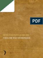 Livro da Vida de Sao Domingos