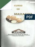 Apostila de Massagem