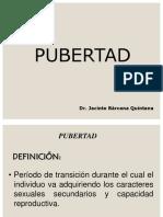 5.Pubertad y Adolescencia