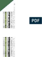 Programación Capacitaciones Formar 2015 Bogota