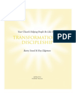 TransformationalDiscipleship