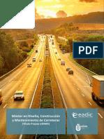 Diseño y Construccion de Carreteras