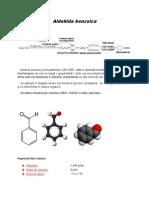 Aldehida benzoica