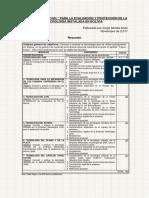 Diplomado para la Evaluación y Protección de la Tecnología Instalada
