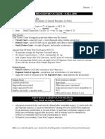 Final Civil Procedure Outline[1]
