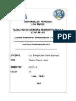 PRACTICAS PRE PROFESIONALES III