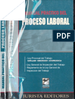 Manual Práctico Del Proceso Laboral