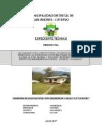 5. Módulo Residencia La Flor