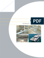 DuFlex, Lightweight Composite Panels