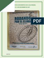 RODANDO POR EL CLIMA EN LA ROSALDEDA