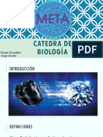Catedra de Biología - Clase 1