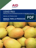 Manual Producción de Mango