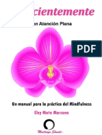 Conscientemente en Atencion Plena Manual Para El Practicante en Mindfulness