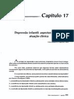 REGRA- Depressão Infantil- Aspectos Teóricos e Atuação Clínica