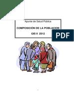 1_ Composición de La Población