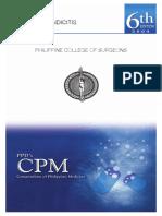 CPM6th Acute Appendicitis