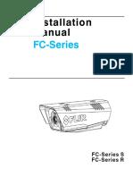 FLIR FC Series S Installation Manual