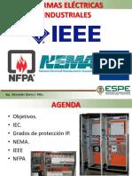 Clase Normas Electricas Industriales