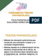 Fundamento Tincion Pap