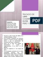 TLC Perú China