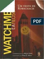 Rorschach - Quando Falar a Verdade é Errado