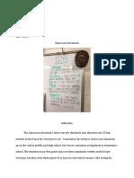 classroom documents