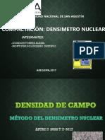 Densimetro Nuclear