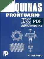 Prontuario Maquinas - n Larburu